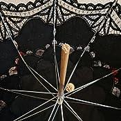 Hochzeit Sonnenschirm mit Spitze Viktorianische Lady Kost/üm Zubeh/ör Brautschmuck Party Dekoration Foto Requisiten beige Einheitsgr/ö/ße