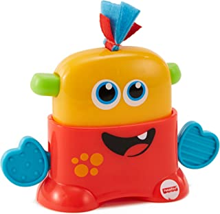 Fisher Price Mini Monster Tote Along Monsters - Red (Dispatched From UK)