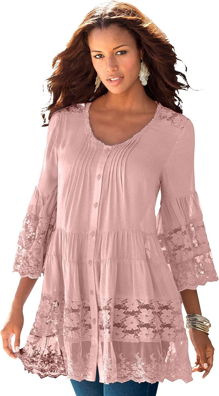 Roamans womens Shirt Tunic