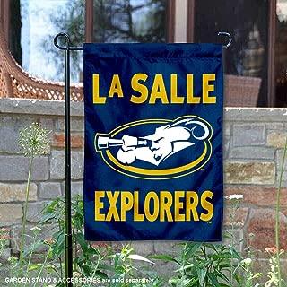 La Salle Explorers Garden Flag and Yard Banner