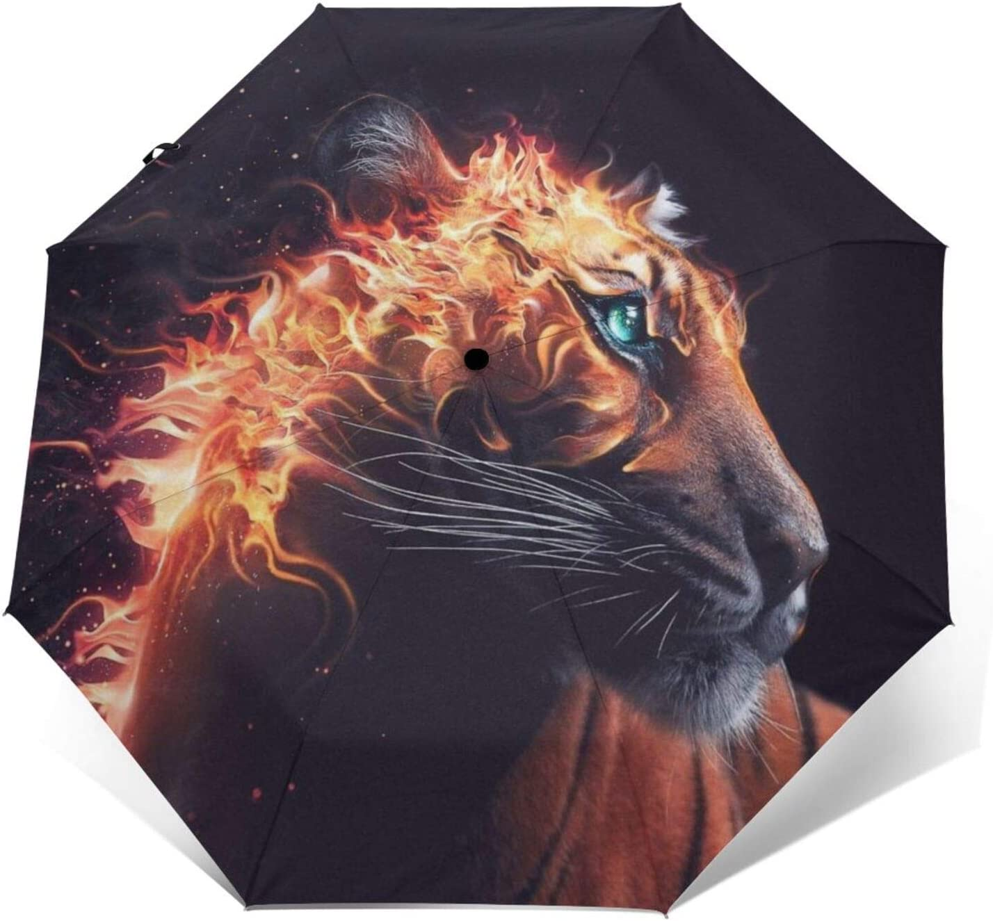 Outlet sale feature SWEET TANG Wild Max 75% OFF and Angry Tiger Fire Mammal Flame Brave Forest K