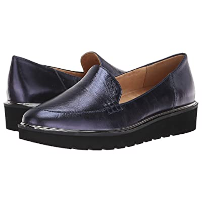 Naturalizer Andie (Navy Textured) Women