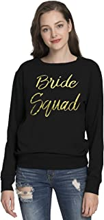 bride squad clothing