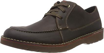 Clarks Vargo Vibe, Zapatos de Cordones Derby para Hombre