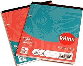 RHINO Refill Pad A5 60 Leaf 8mm Ruled