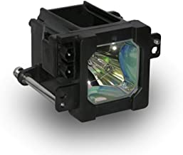Ahlights TS-CL110UAA BHL5101-S Replacement Lamp with Housing For JVC TVs