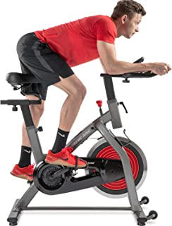 Merax Indoor Cycling Exercise Bike Cycle Trainer – 35 lbs Flywheel Stationary Exercise Bicycle Fitness Equipment for Home Gym