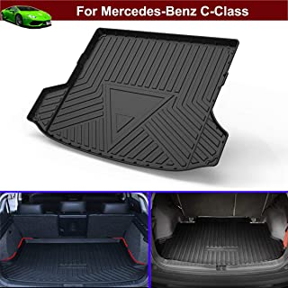 Best mercedes c class boot liner Reviews