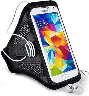 Universal Running Sports Armband Case Fit for Motorola Moto E4, Moto C Plus, Moto C, Moto G5, Moto E3, 3rd Gen, Moto G4 Play, Black