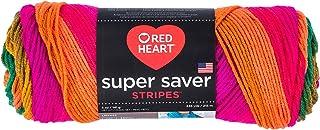 "Coats Yarn"" Red Heart Super Saver Yarn, Multi-Colour, 22.86 x 7.62 x 7.62 cm"