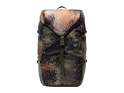 Herschel Supply Co. Barlow Large (Wg Camo) Backpack Bags