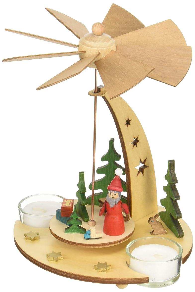 kuhnert クリスマスピラミッド サンタクロース
