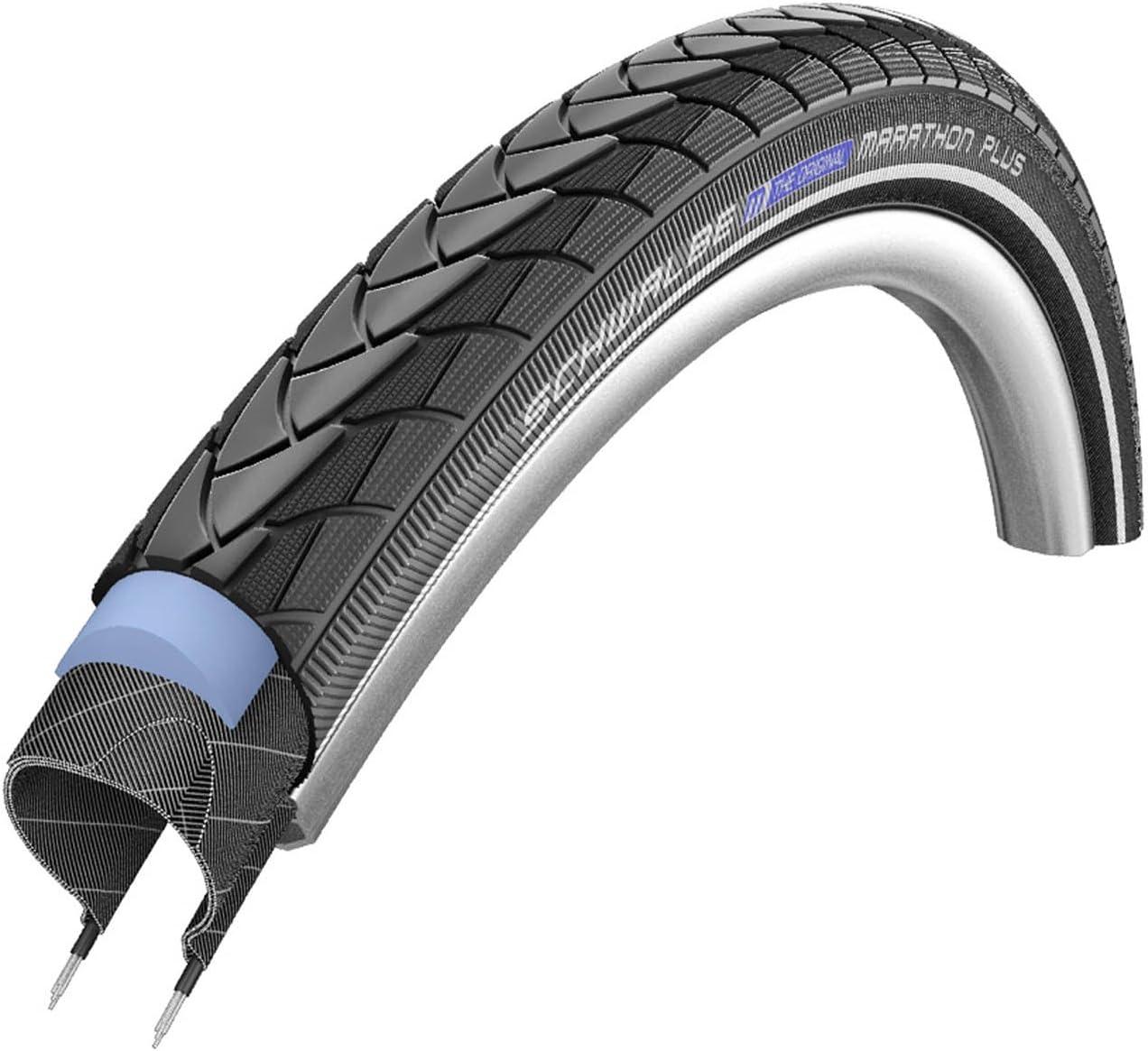 PAIR –Tube Option Available 700 x 32c Cycle Tyres Bike Schwalbe Marathon