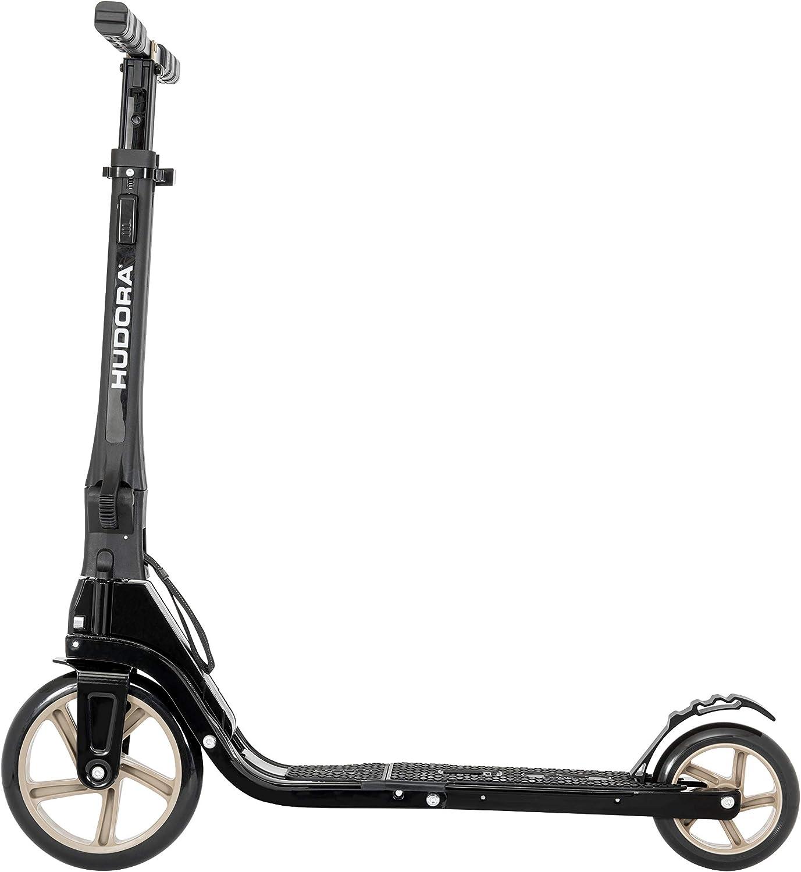 Patinete Hudora Tour 200 – Patinete Big Wheel Plegable en ...