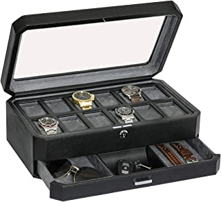 watch collectors case