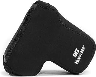MegaGear Estuche de cámara Ultra Ligero de Neopreno Compatible con Sony Alpha A6400 A6500 (up to 16-70mm Lens)