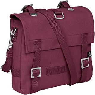 brandit Pack Funda Bolsa Para El Pan Bordeaux - Klein pequeño