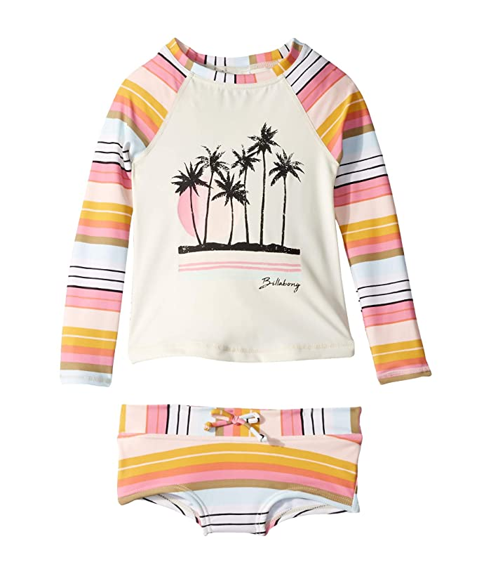 Billabong Girls Girls Sun Dream Bodysuit Rashguard