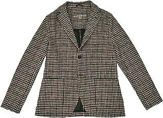 (チルコロ) CIRCOLO 1901 二つ釦ジャケット メンズ シングルジャケット ベージュ&ブラウン 正規取扱店