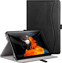 Ztotop Folio Case for All Fire HD 10 Tablet (2017 Release, 7th Generation) - Smart Cover Slim Folding Stand Case with Auto Wake/Sleep for All Fire HD 10 Tablet,Black