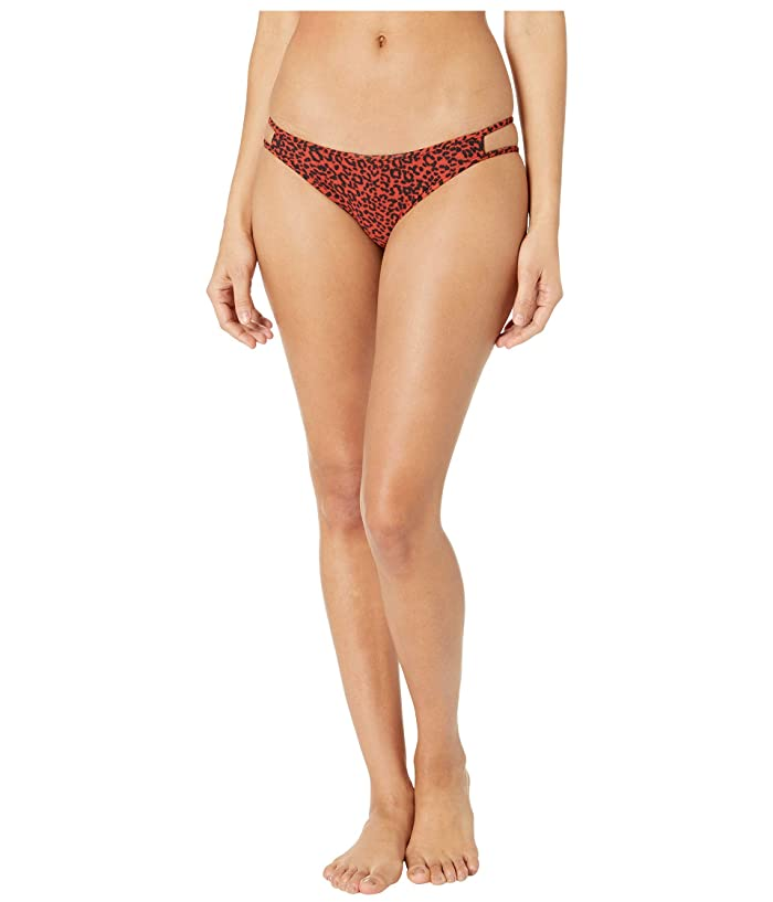 Volcom On the Spot Hipster (Burnt Red) Women
