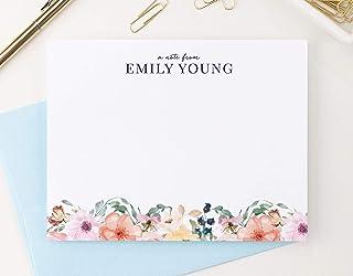 ست لوازم التحریر گلهای شخصی ، لوازم تحریر شخصی برای خانمها ، انتخاب شما از رنگ و مقدار