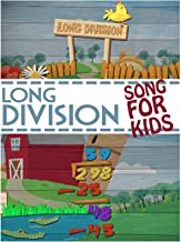 Long Division Song For Kids