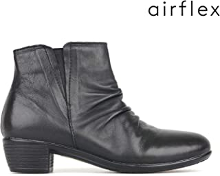 Airflex Ginny Womens Leather Casual
