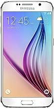 Samsung Galaxy S6 G920v 32GB Verizon (CDMA) No-Contract Smartphone - White Pearl (Renewed)