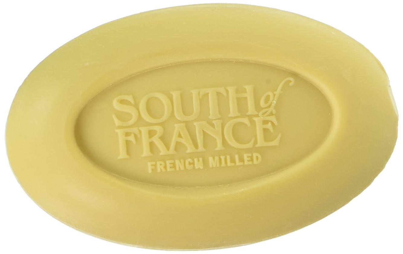 みぞれ毒盆地South of France - フランスの製粉された野菜棒石鹸レモンVerbena - 6ポンド