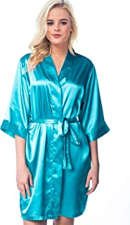 Best tiffany blue bathrobe Reviews