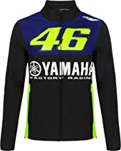 2019 Valentino Rossi VR46 Mens Softshell Jacket Coat Yamaha Factory Racing