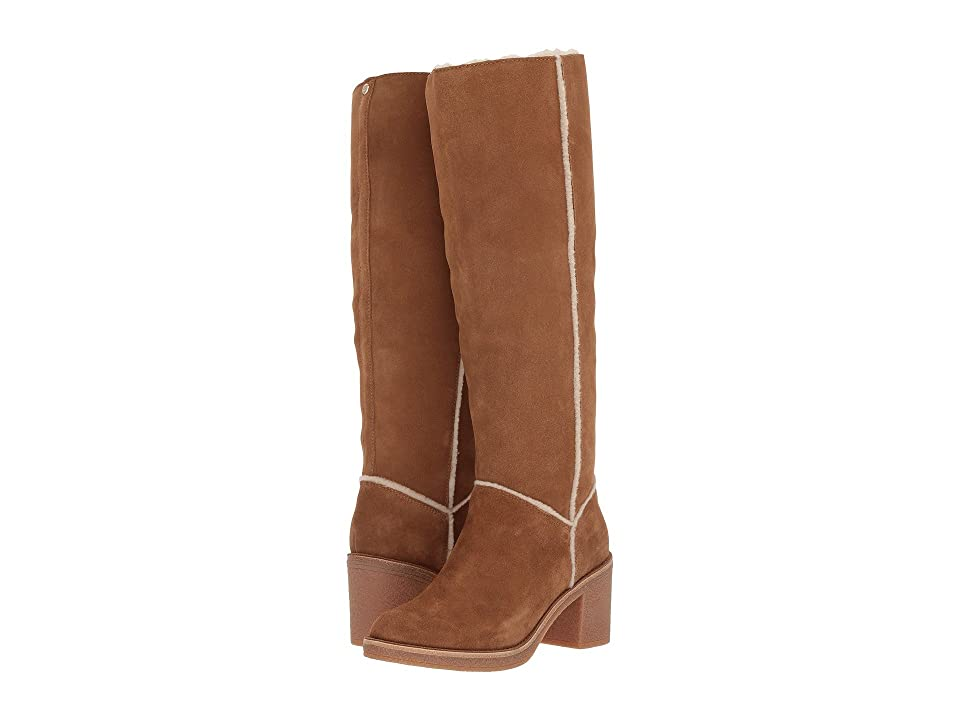 UGG Kasen Tall (Chestnut) Women