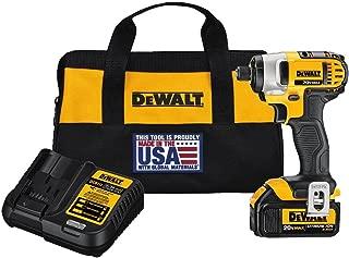 DEWALT DCF885L1 20V MAX 1/4