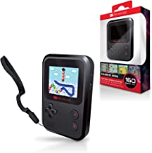 My Arcade Gamer Mini - Portable Gaming System - 160 Retro Style Games - Small Compact Size - Wrist Strap Included - Battery Powered - Full Color Display - Volume Button