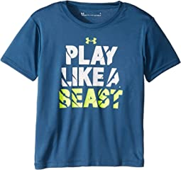 Play Like A Beast Short Sleeve T-Shirt (Little Kids/Big Kids)