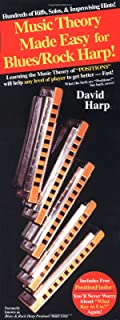 Harp Positions Made Easy for Blues / Rock Harp (Harmonica)
