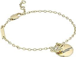 Marc Jacobs - MJ Coin Bracelet