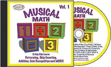 Musical Math: Volume 1 CD