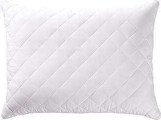 Amazon Basics Customizable Down-Alternative Pillow - Pack of 2, King