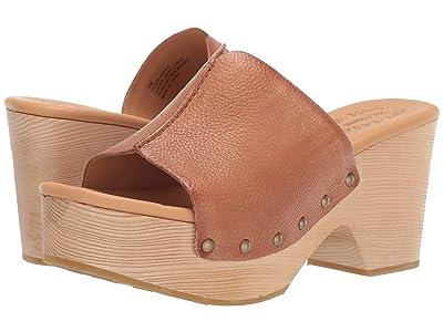 Kork-Ease Waone (Brown Full Grain Leather) Women
