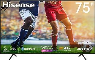 Hisense 75inch 75A7120FS 4K UHD Ultra HD Smart TV VIDAA 3.0 Dolby Vision Blutooth 5.1 Wifi Shahid VIP OSN
