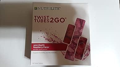 AMWAY NUTRILITE TWIST TUBES 2GOTM sports vitamins liquid joint 20 tubes