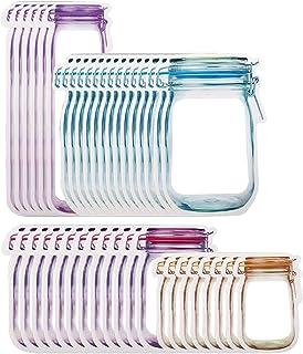 40 pcs mason jar bags