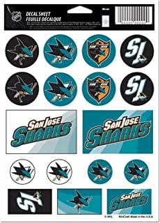 WinCraft NHL Vinyl Sticker Sheet