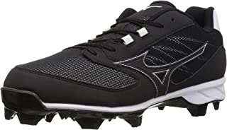 Mizuno Men's 9-Spike Advanced Dominant TPU Molded Cleat Baseball Shoe