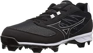 Mizuno men's 9-spike Advanced Dominant Tpu Molded Baseball Cleat Shoe