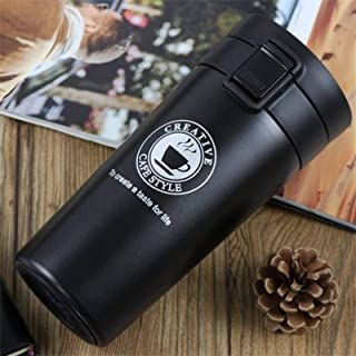 Tumbler Vacuum Flask Thermos Thermos Coffee Cup Double Stainless Steel Vacuum Flask