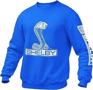 Carroll Shelby Cobra Supersnake Pullover Sweatshirt