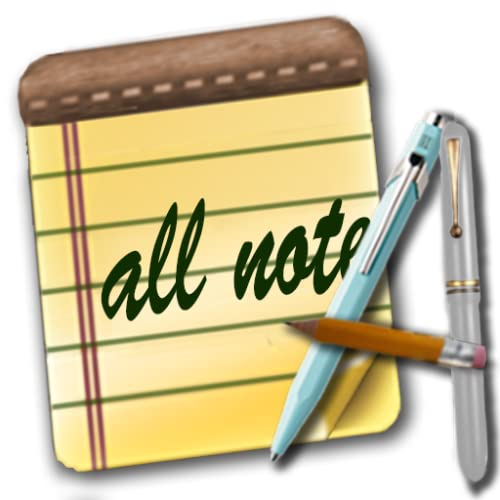 All Note - Notes Notepad Sketch Memo with password